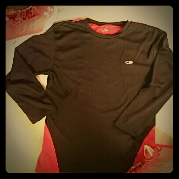 ae138cdd77ac Champion Duo Dry Shirts & Tops | Long Sleeve Shirt | Poshmark